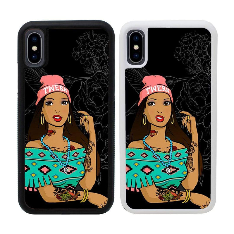 Tattoo Case Phone Cover for Apple iPhone XR I-Choose Ltd