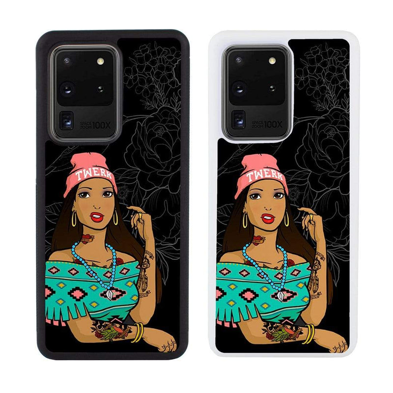 Tattoo Case Phone Cover for Samsung Galaxy S20 Plus I-Choose Ltd