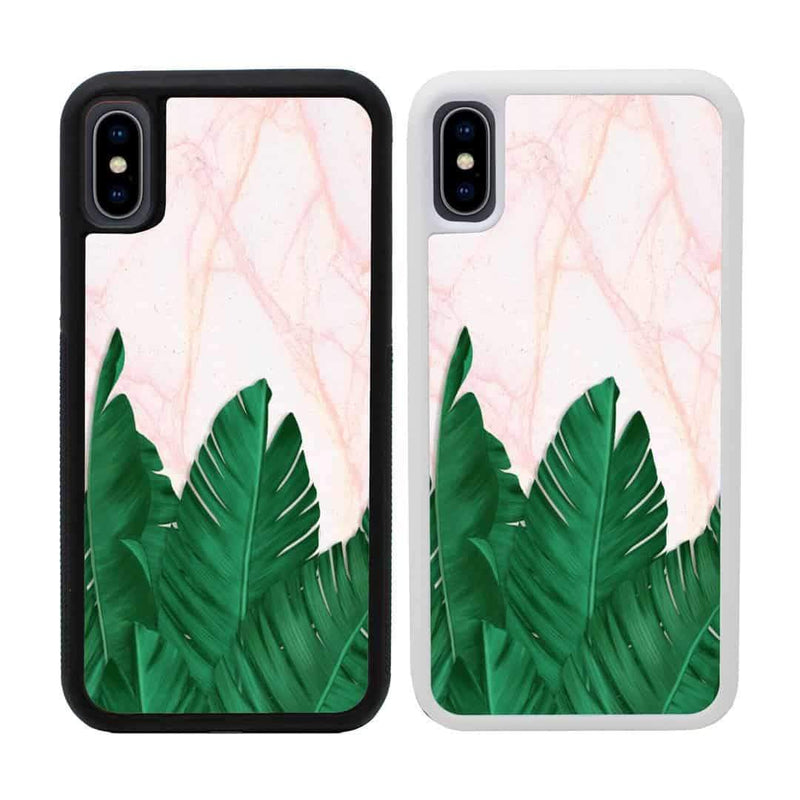 Tropical Marble Case Phone Cover for Apple iPhone X XS 10 I-Choose Ltd