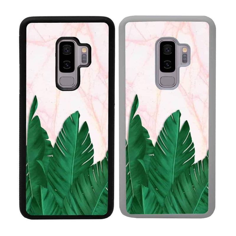 Tropical Marble Case Phone Cover for Samsung Galaxy S10 Plus I-Choose Ltd