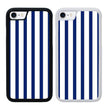 Vertical Stripes Case Phone Cover for Apple iPhone 8 Plus I-Choose Ltd