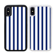 Vertical Stripes Case Phone Cover for Apple iPhone XR I-Choose Ltd