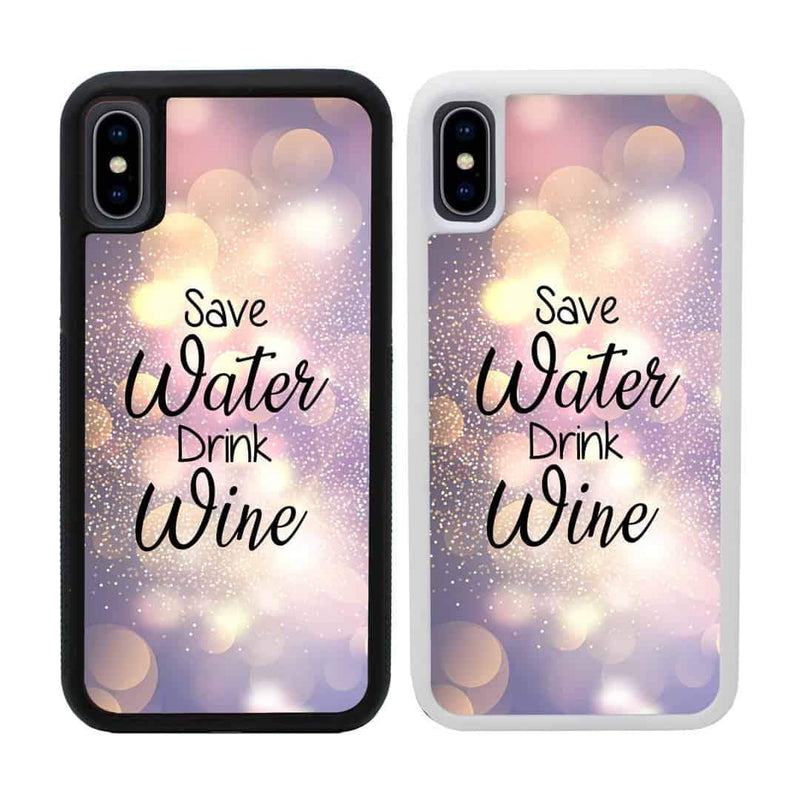 Wine Case Phone Cover for Apple iPhone 8 Plus I-Choose Ltd