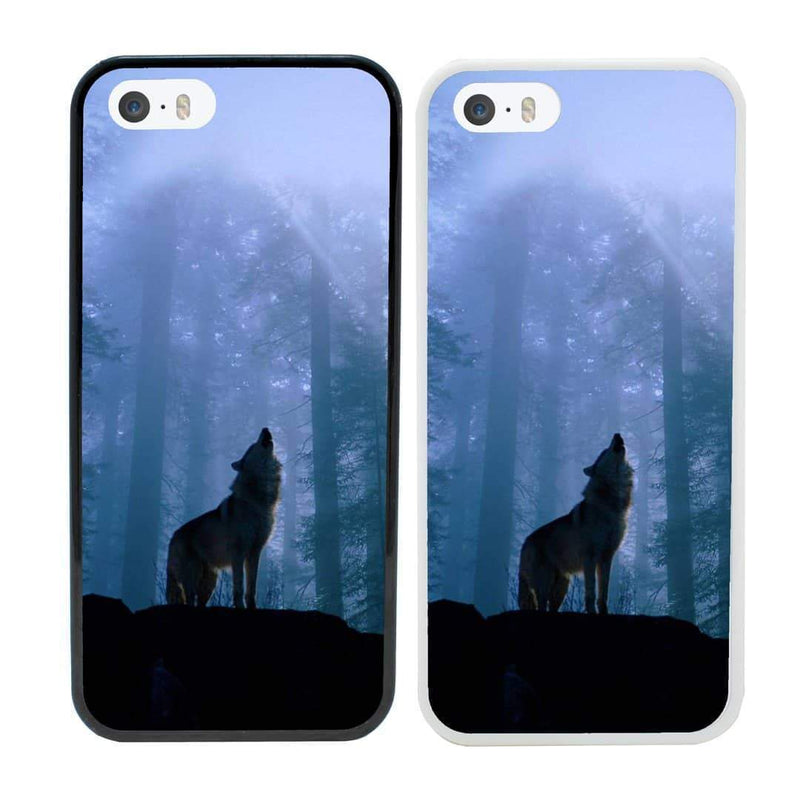 Wolves Case Phone Cover for Apple iPhone 7 Plus I-Choose Ltd
