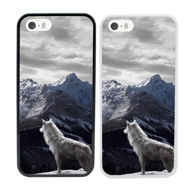 Wolves Case Phone Cover for Apple iPhone 7 I-Choose Ltd