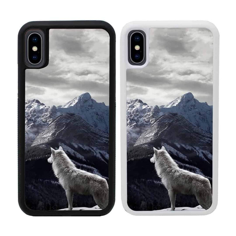 Wolves Case Phone Cover for Apple iPhone XR I-Choose Ltd