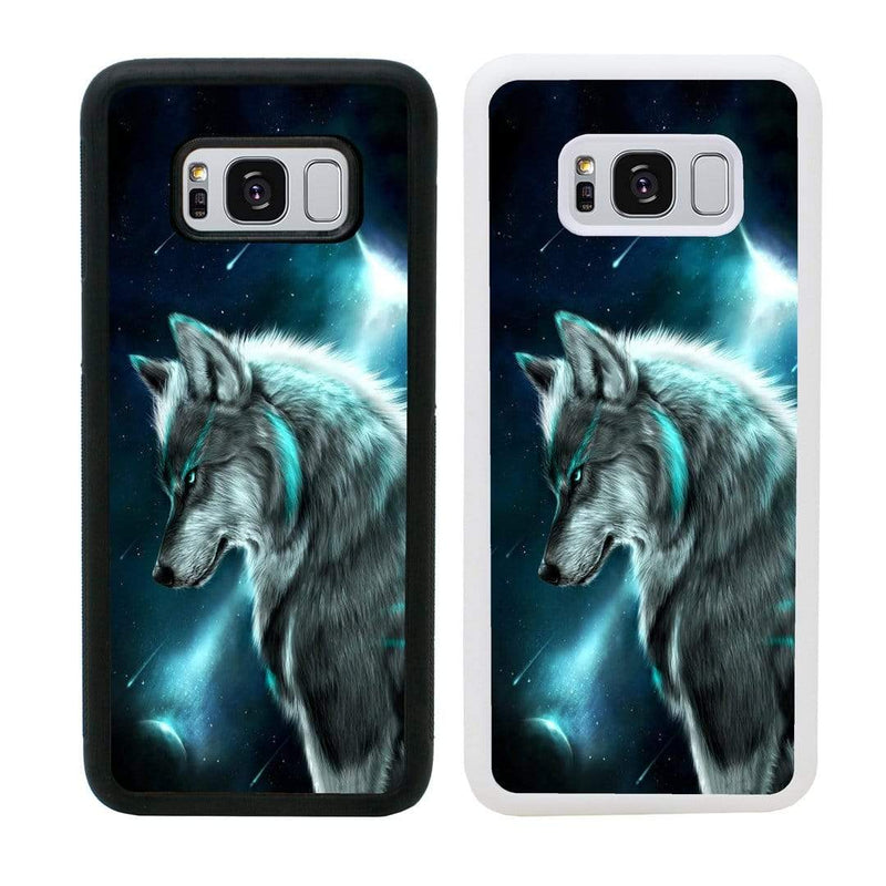 Wolves Case Phone Cover for Samsung Galaxy S10 Plus I-Choose Ltd