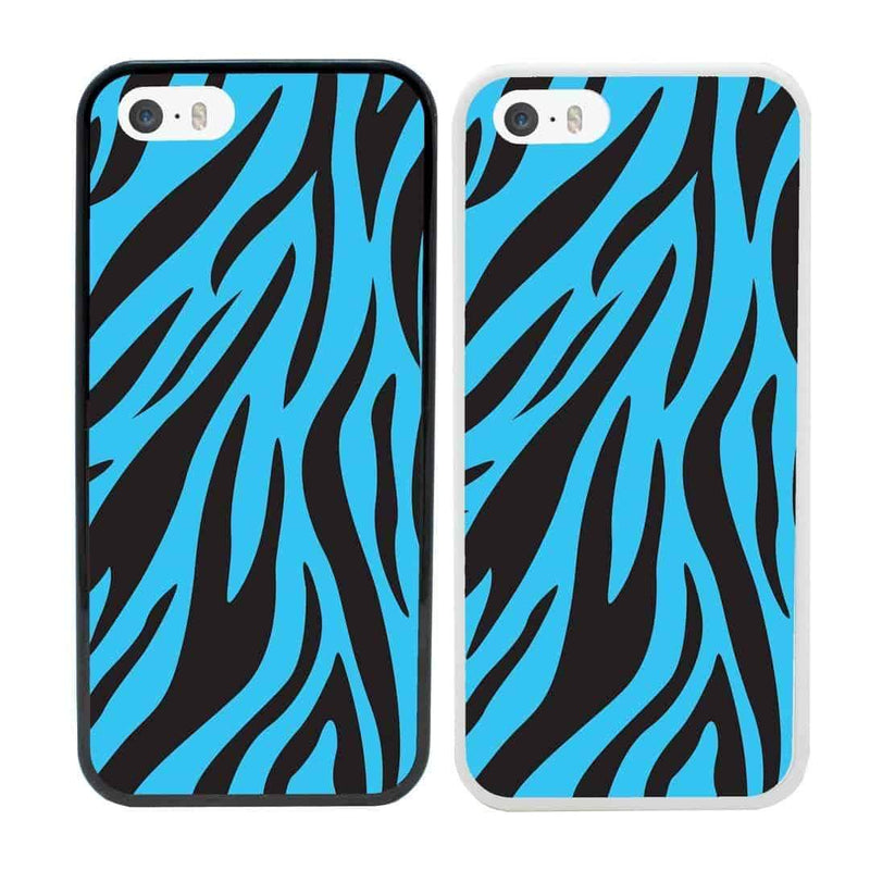 Zebra Print Case Phone Cover for Apple iPhone 7 Plus I-Choose Ltd
