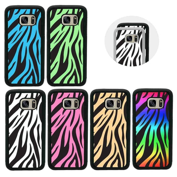 Zebra Print Case Phone Cover for Samsung Galaxy S9 I-Choose Ltd
