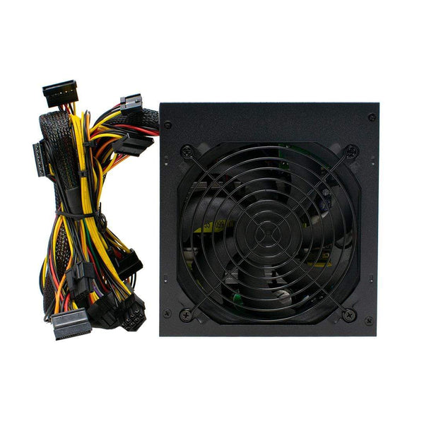 I-CHOOSE LIMITED System Builder 700W PSU ATX Power Supply Unit with 12cm Silent Fan for PC Computer
