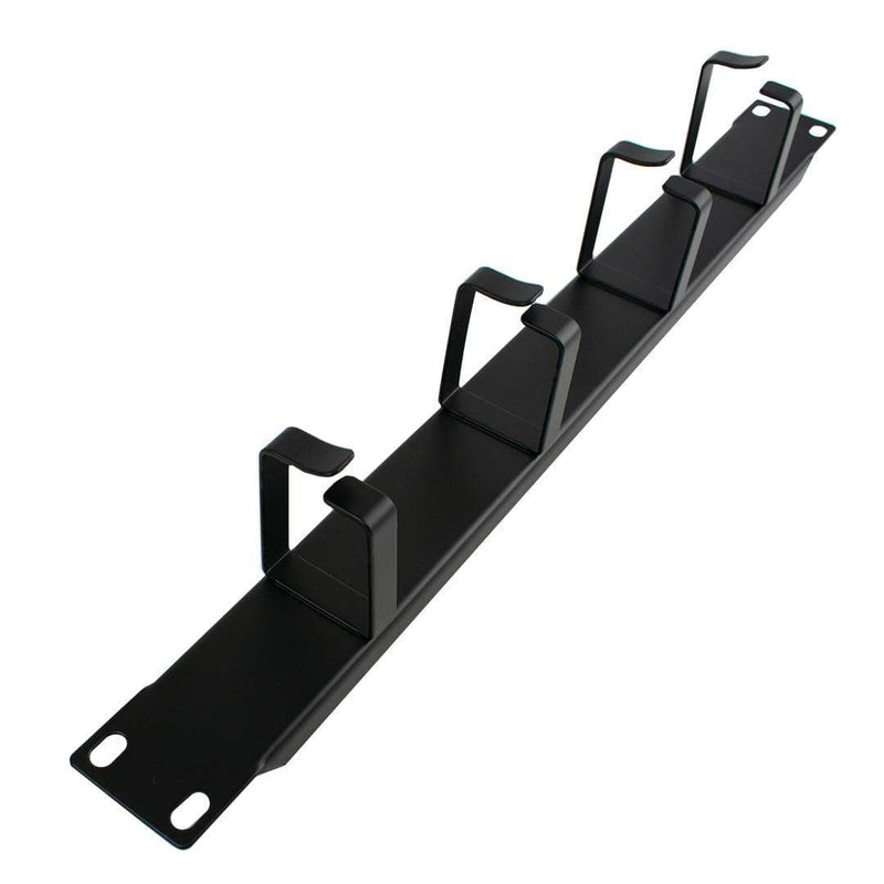 "Racky Rax RR-A6 1U Horizontal 4-Ring Panel for 19"" Server Cabinet iChoose Ltd"