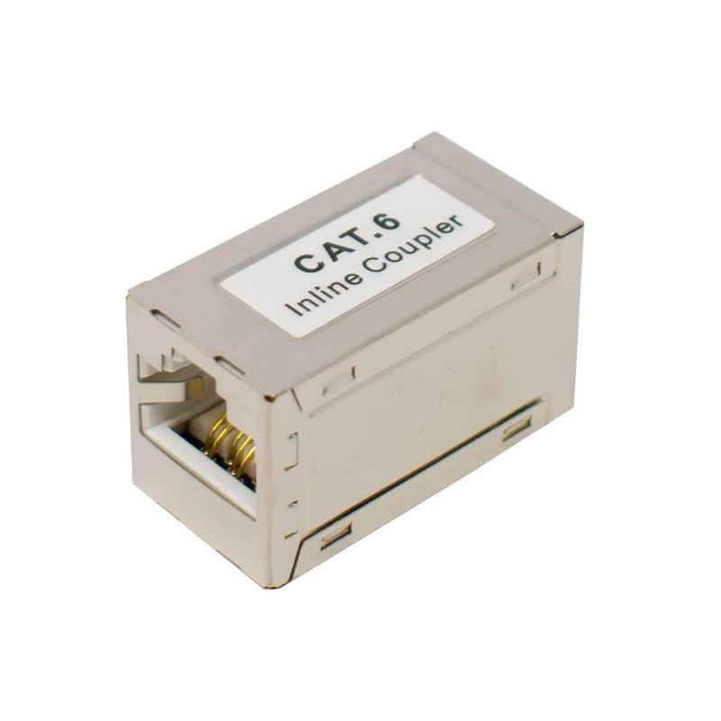 Network LAN RJ45 Cat5e Cat6 Coupler Ethernet Connector 8P8C KAUDEN