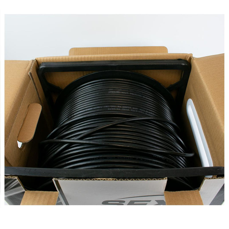 LMS Data C-CABLE-305-EXT-C Cat6 AWG23 Outdoor Ethernet Cable 305m LMS Data