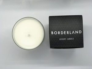 Sweet Tobacco Scented Candle | 8oz Tumbler | Borderland Candle Co.