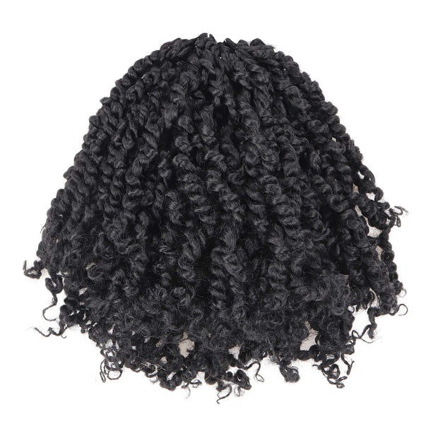 Toyotress Hair Kanekalone Braids Hair Weave Nu Locs 14 18inch Goddess Faux Locs Curly Crochet Hair Exntension For Black Women