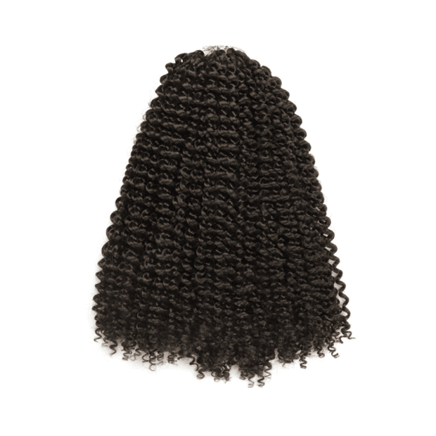 Toyotress 100% Kanekalon Marley Braids 6packs Hair Extensions Afro Kinky Curly Synthetic Twist Crochet Braiding Hair