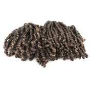 Toyotress Bob Spring Twist Hair Pre-twisted Spring Twists Crochet Braids Synthetic Braiding Hair Extension