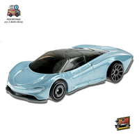 Hot Wheels McLaren Speedtail (2/10)
