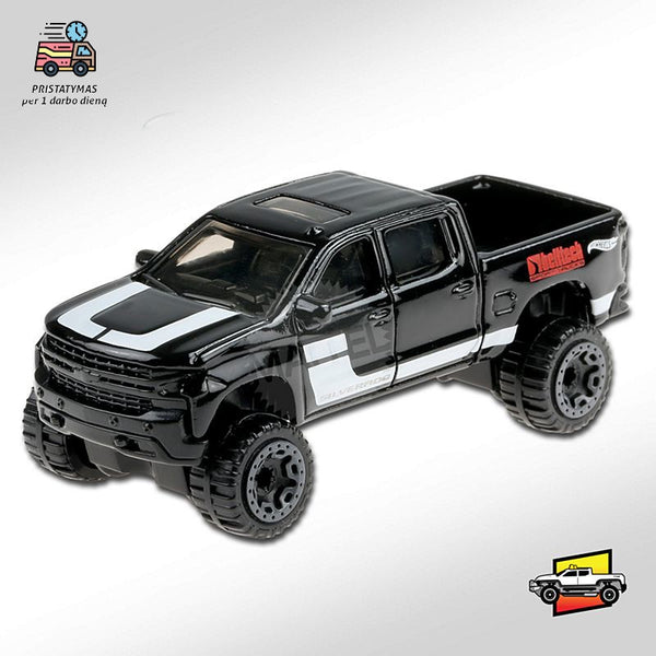 Hot Wheels 19' Chevy Silverado Trail Boss LT (5/10)