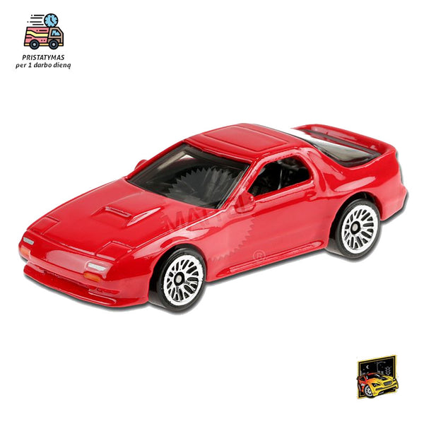 Hot Wheels '89 Mazda Savanna Rx-7 FC3S (3/10) (4788476182610)