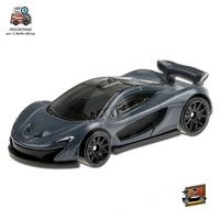 Hot Wheels McLaren P1 (9/10)