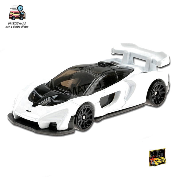 Hot Wheels McLaren Senna (9/10)