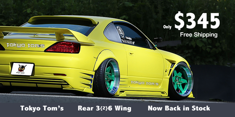 326 Wing by TokyoToms.com