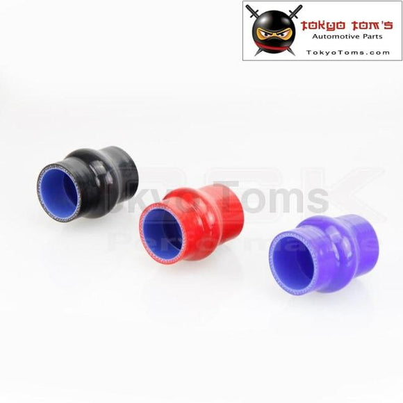 1 1/2 38Mm Hump Straight Silicone Hose Intercooler Coupler Tube Pipe