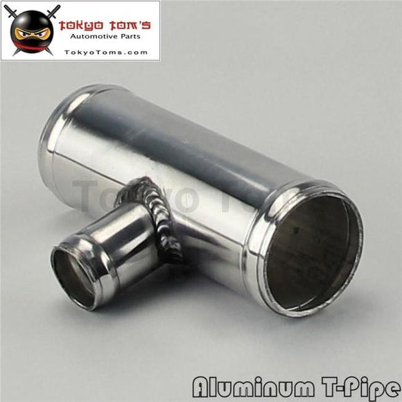 1.77 45Mm Od Aluminium Bov T-Piece Pipe Hose 3 Way Connector Joiner Spout 25Mm Aluminum Piping