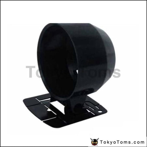 1 Gauge 60Mm Holder Cover (Black) 1Pcs-60Mm Black For Bmw E30 M20 325 325I 6Cy 1988-1993 Gauges
