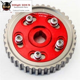 1 Pcs Adjustable Cam Gears Pulley Alloy Timing Gear Fits For Honda Sohc D15/d16 D-Series Engine