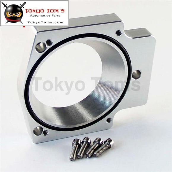 102Mm Throttle Body Manifold Adapter Plate For G M Gen Iii Ls1 Ls2 Ls6 Lsx Ls4 Sl