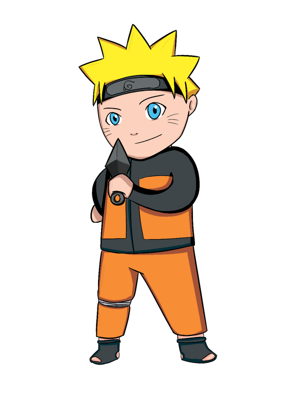 NARUTO (GREEN APPLE SCENT)