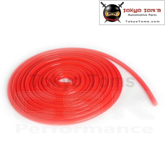 10Mm Silicone Vacuum Tube Hose Tubing 16.4Ft 5M 5 Meters