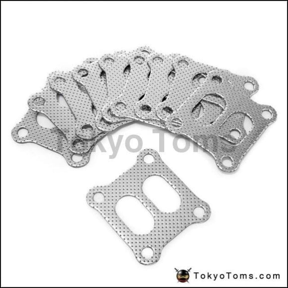 10Pcs/lot Gt4 / Mr2 Turbo 3S Gte Performance To Manifold Gasket Ct20 Ct26 Parts