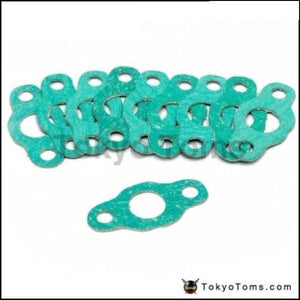 10Pcs/lot Turbo Oil Return Drain Gasket For T2 T25 T28 Tb02 Tb25 Tb28 Turbocharge Epzdp27A Parts