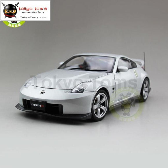 1/18 Autoart Nissan Fairlady Z Version Nismo Type 380Rs Diecast Model Car Toys For Kids Birthday