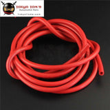 12Mm Id Silicone Vacuum Tube Hose 5 Meter / 16Ft Length - Blue Black Red