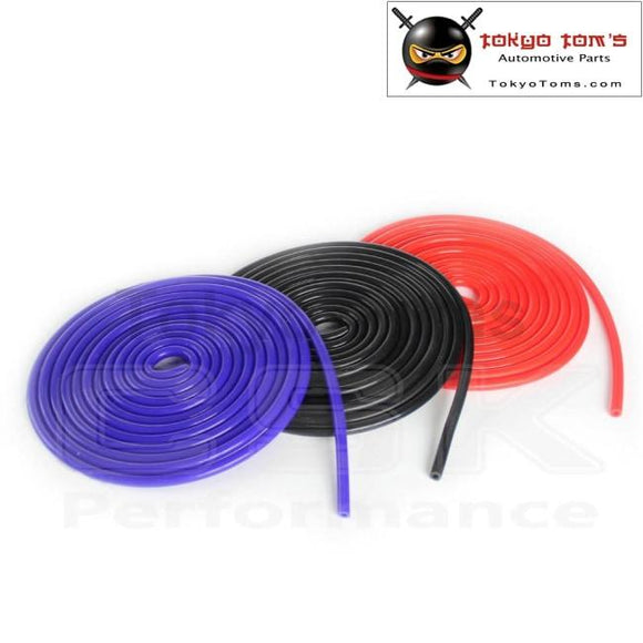 12Mm Silicone Vacuum Tube Hose Tubing 16.4Ft 5M 5 Meters