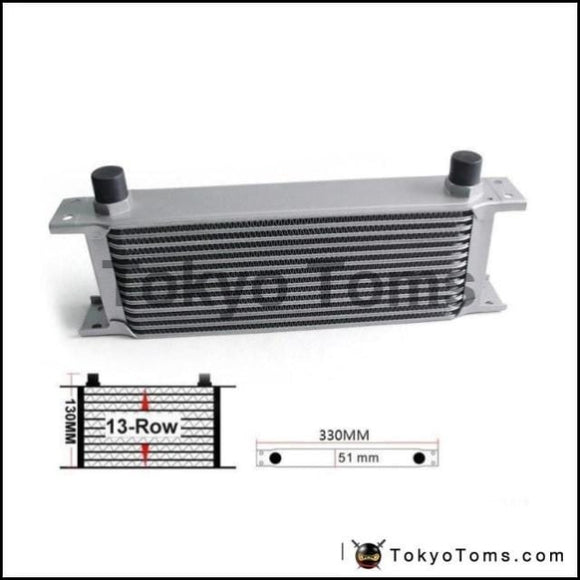 13-Row Engine Oil Cooler / An8 Tk-Oc000013-An8
