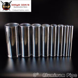 13Mm 0.5 1/2 Inch Aluminum Turbo Intercooler Pipe Piping Tube Tubing Straight Od: Length 300 Mm