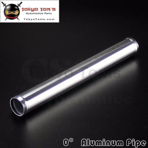 13Mm 0.51 Inch Aluminum Intercooler Intake Turbo Pipe Piping Tube Hose L=300Mm