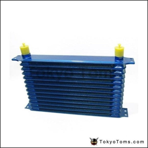13Rows 50Mm Thick Aluminium Universal Trust Design Engine Or Gearbox Oil Cooler