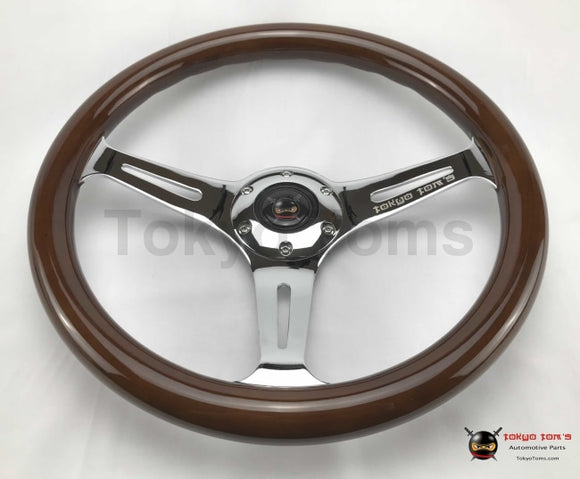 14 (350Mm) Nara Steering Wheel Wheels