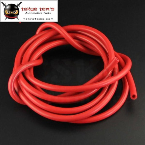 14Mm Id Silicone Vacuum Tube Hose 5 Meter / 16Ft Length - Blue Black Red