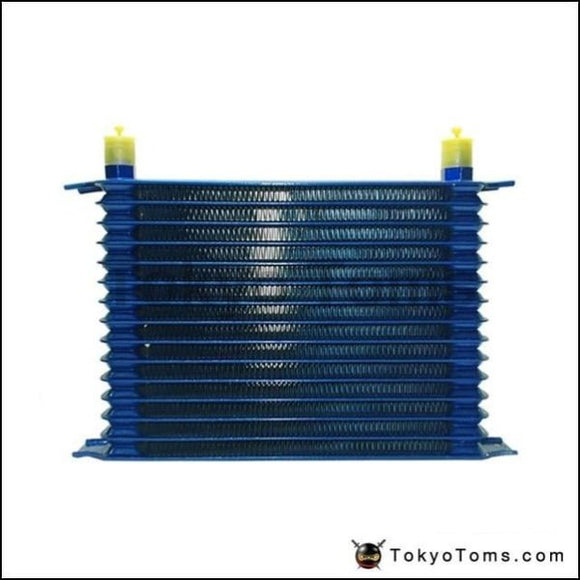 15Rows 50Mm Thick Aluminium Universal Trust Type Oil Cooler