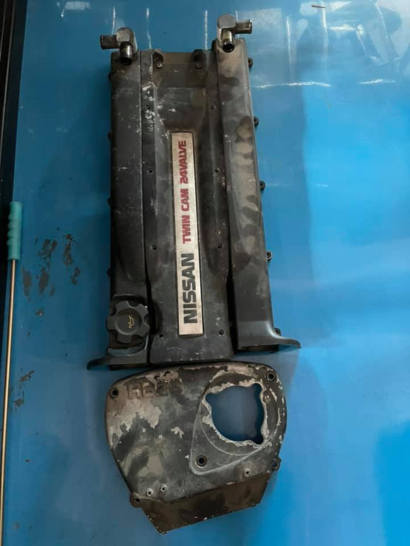 Used RB26 Det Rocker Cover
