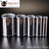 19Mm 3/4 Inch Aluminum Turbo Intercooler Pipe Piping Tube Tubing Straight L=150