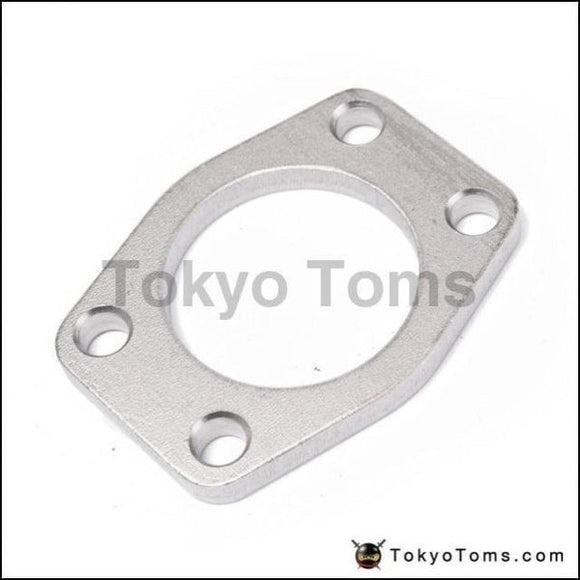 1Pc K24 K26 Turbo Inlet Flange For Audi 2.2 Volvo Porshe Upgraded 3/8 Thichness Cnc Tdo4 Parts