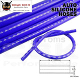 1Pcsx 2.25 / 57Mm Id 1M Straight Silicone Coolant Intercooler Piping Hose Pipe Tube Length=1000Mm /1